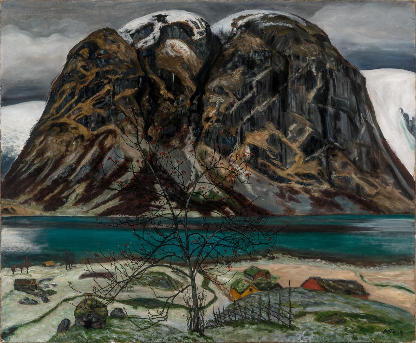 Barren Mountain (Kollen)