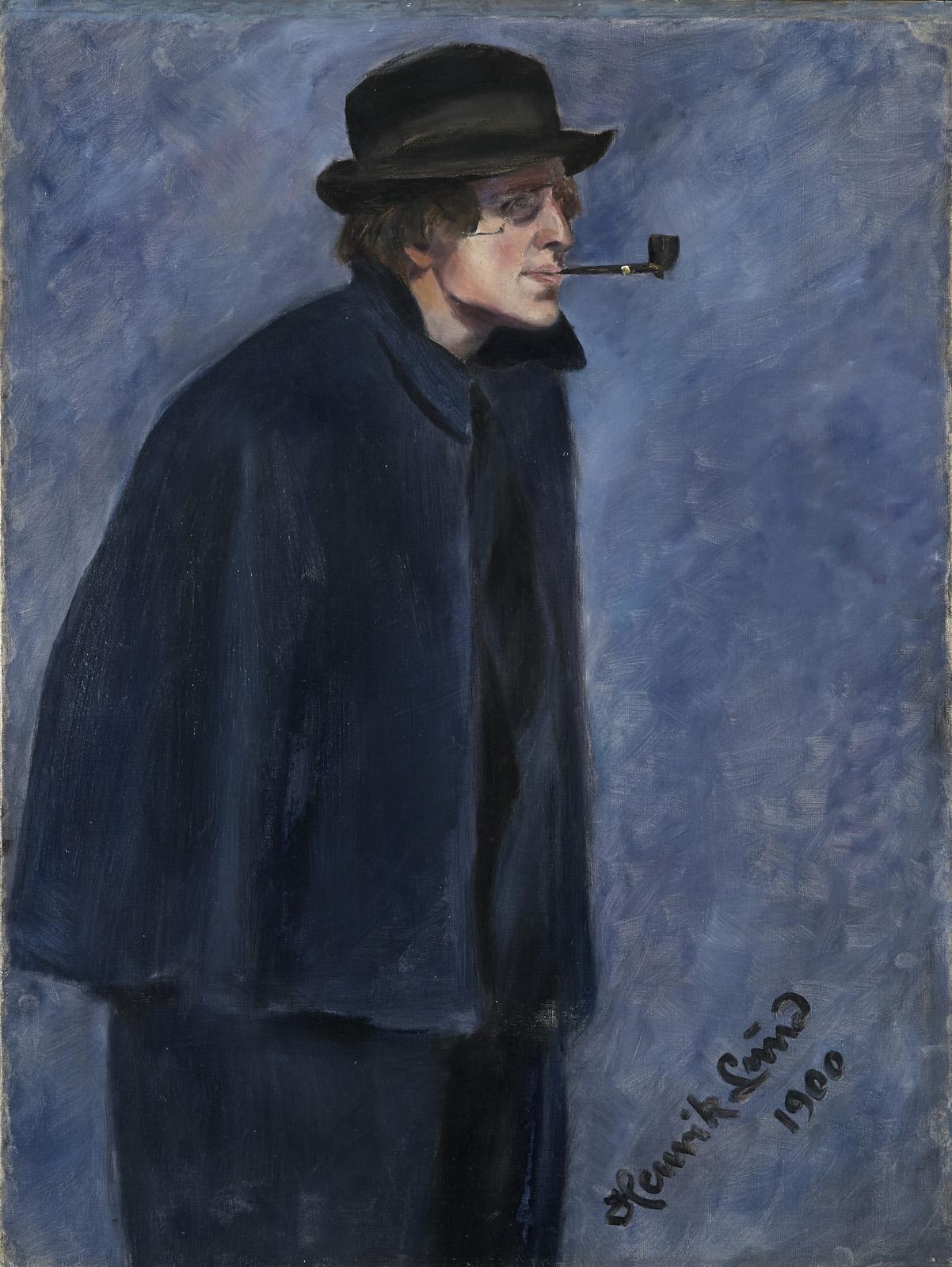 Portrait of Nikolai Astrup