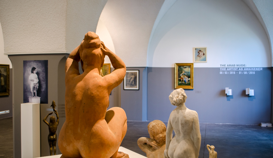 The Arab Nude: The Artist as Awakener