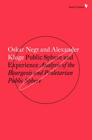 Public Sphere and Experience