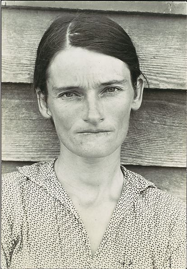 Alabama Tenant Farmer Wife